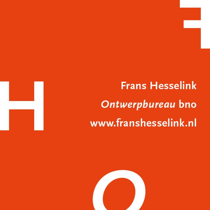 Logo Frans Hesselink Ontwerpbureau